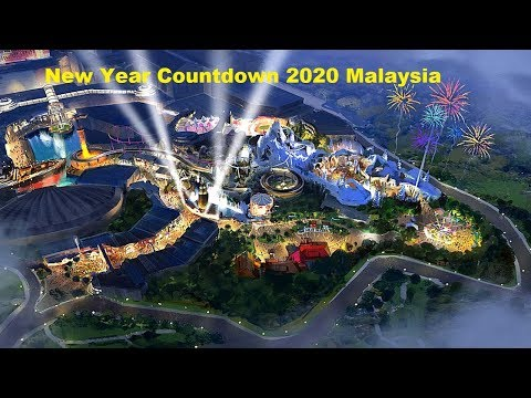 highlight-genting,genting-highlight-theme-park,new-year-countdown-2020-malaysia,