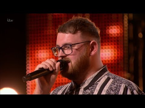 The X Factor UK 2018 Patrick James Auditions Full Clip S15E03