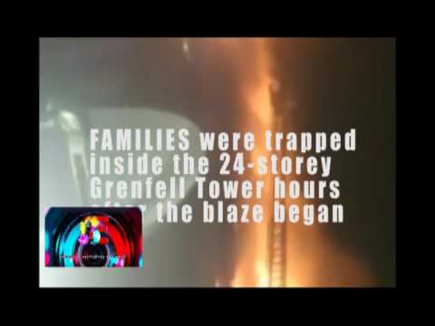 Deaths Reported In London Fire - Hundread People Died 'Over 300 Screams inside for help'