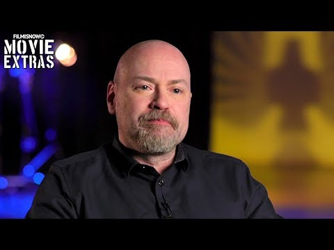 """PACIFIC RIM UPRISING   On-set Visit With Steven S. DeKnight """"Director"""""""