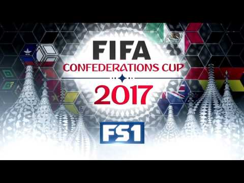 Stream the 2017 FIFA Confederations Cup on FOX Sports GO