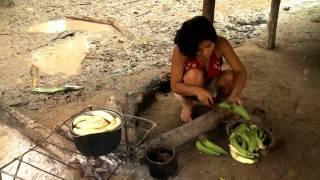 TAHUANIA POR EL RIO UCAYALI, Video Turismo en Selva, Viajes Paradiciacos,