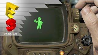 E3: Fallout 4 | Der neue Pip-boy