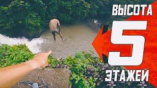 Эпичный прыжок с 5-ого ЭТАЖА в воду