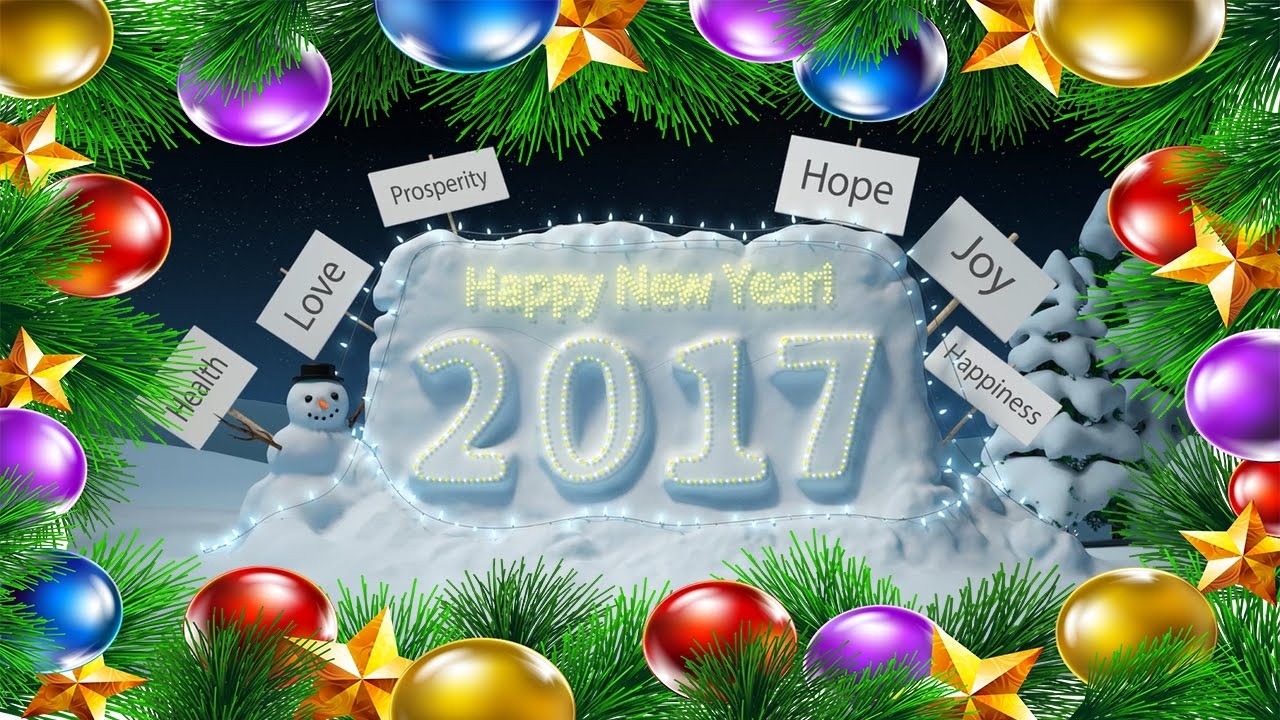 Happy new year 2017 video animation greetings whatsapp message happy new year 2017 video animation greetings whatsapp message corporate greeting youtube m4hsunfo