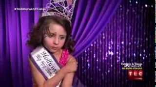Toddlers and Tiaras S06E12 - I wanna go home! (Hollywood Starz: Hip Hop) PART 4