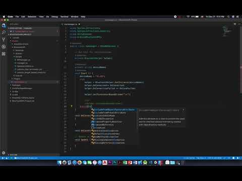 Arduino Bluetooth Plugin for Unity
