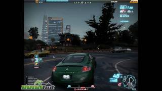 Need for Speed World Police Pursuit