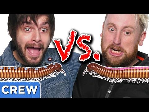 Ultimate Centipede Race