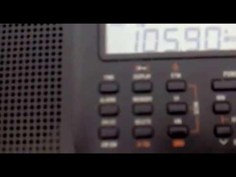 Es Chuvashia 105.9, TR4 Owaz Radio, Turkmenistan ~ 1900 km