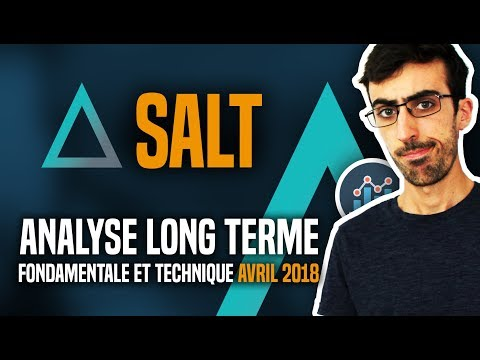 SALT (crypto lending) : Analyse long terme (fondamentale et technique) MARS 2018