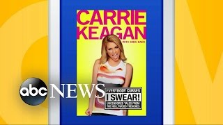 Carrie Keagan Talks About Her New Book Live on 'GMA'