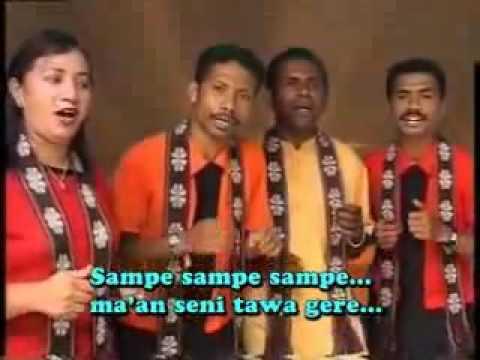 Seni Tawa Gere-Lagu Dolo Adonara