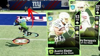 I EXPOSED HIM WITH THE GREATEST HURDLE EVER! Madden 20 Gameplay
