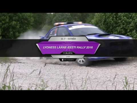 Lyoness Lääne-Eesti Rally 2016 - SS7 ja SS9, Liivi