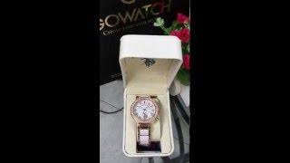 U.S. Polo Assn. Women's Quartz White Dress Watch USC40091