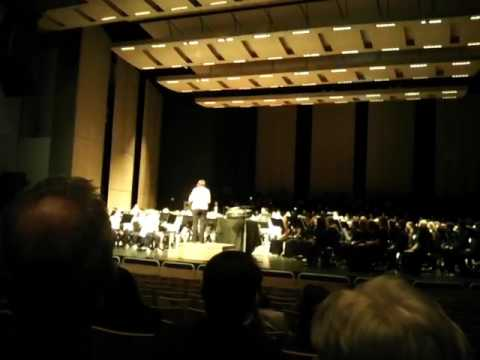 The Conejo Valley Unified School District 35th Annual All District Band Festival(7)