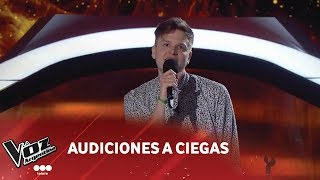 Armand Junior Gallegos Riptide Vance Joy Audiciones A Ciegas La Voz Argentina 2018