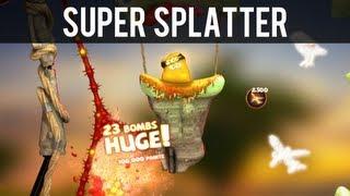 First Impressions - Super Splatters - Gameplay [PC/Mac/Steam]