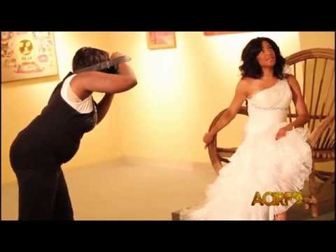 ACIRFATV Introduce AmVictorious ($100 Wedding Dress)