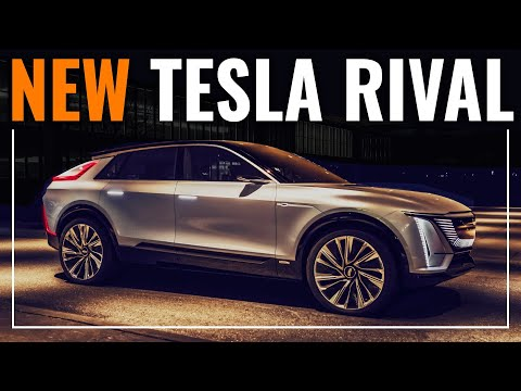 Cadillac\'s New Electric SUV to Rival TESLA   EV News