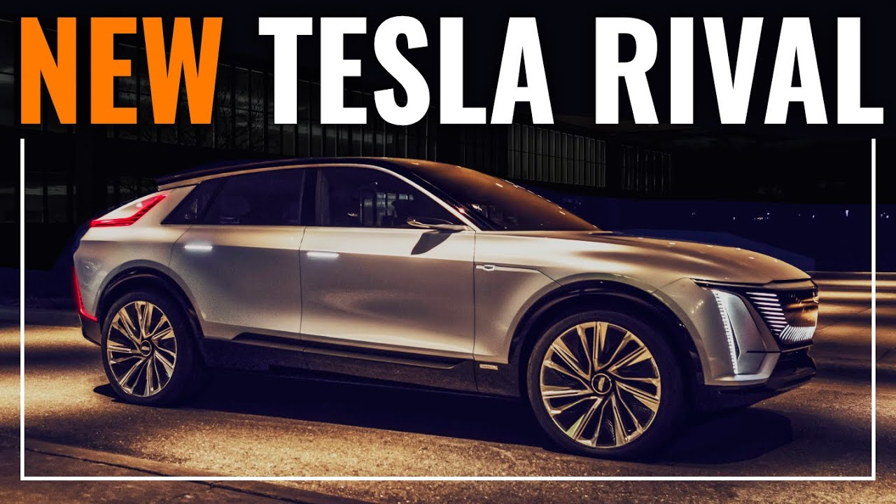 Cadillac's New Electric SUV to Rival TESLA | EV News