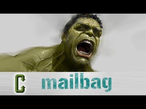 Collider Mail Bag - Hulk Vs Thor In THOR: RAGNAROK?