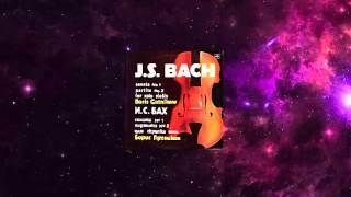Бах Соната 1 для скрипки соло Борис Гутников