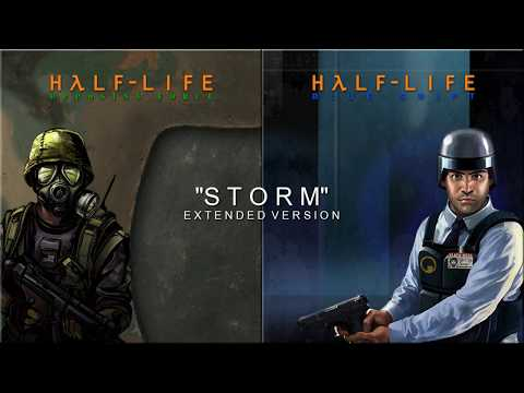 Half-Life: Opposing Force / Blue Shift OST - Storm (Extended)