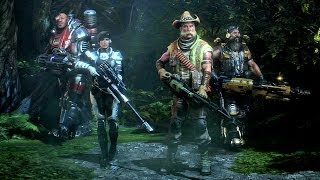 Скачать Evolve Trailer Stalker Zum Multiplayer Alien Shooter