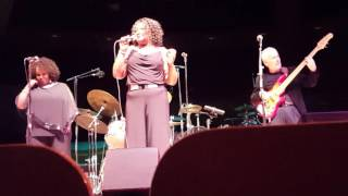 Hazel Miller Band - Black Drawers - Big Head Blues Club - Boetcher Hall Denver 10/8/16