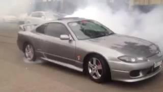 200sx big burnout Sydney