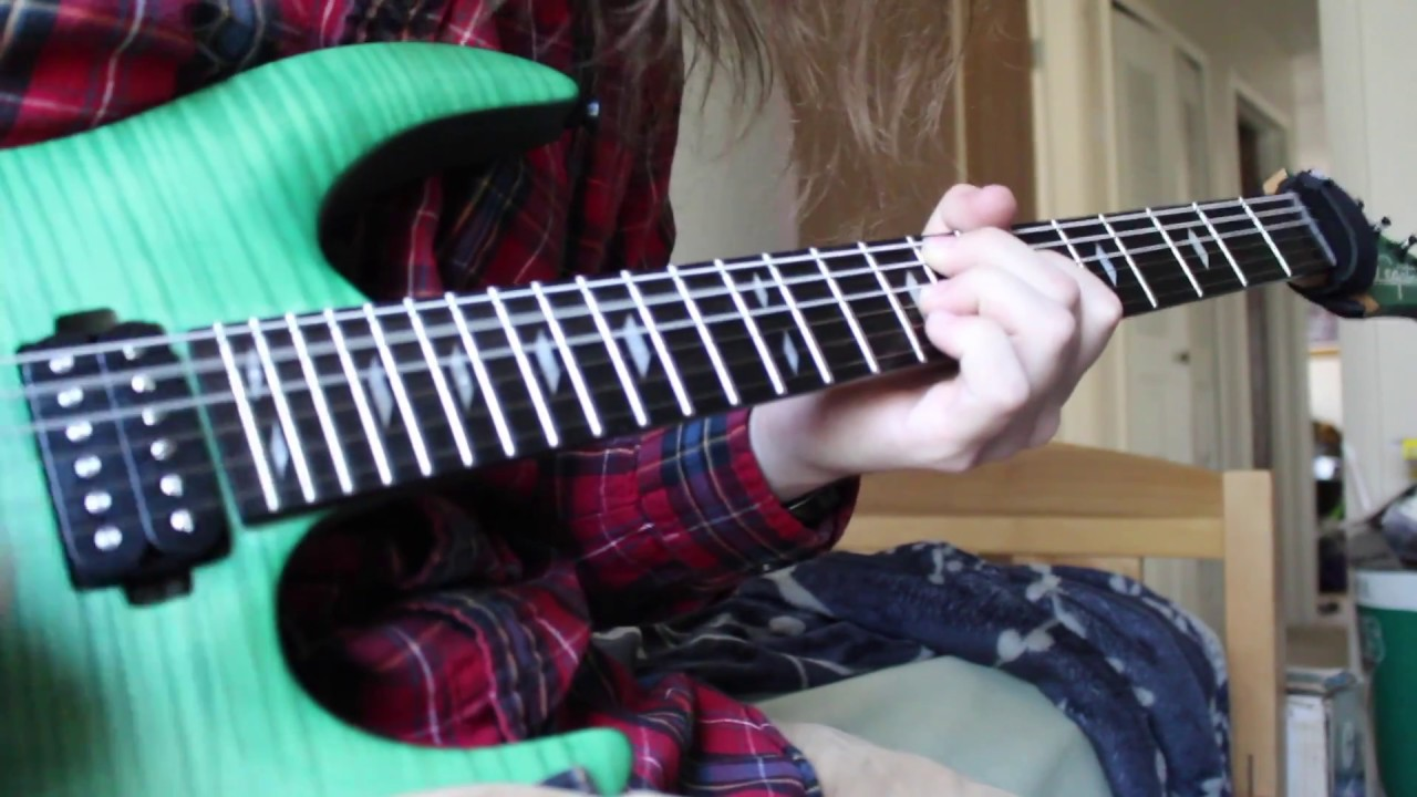 Silent Planet - Understanding Love as Loss (Guitar and Vocal Cover ...
