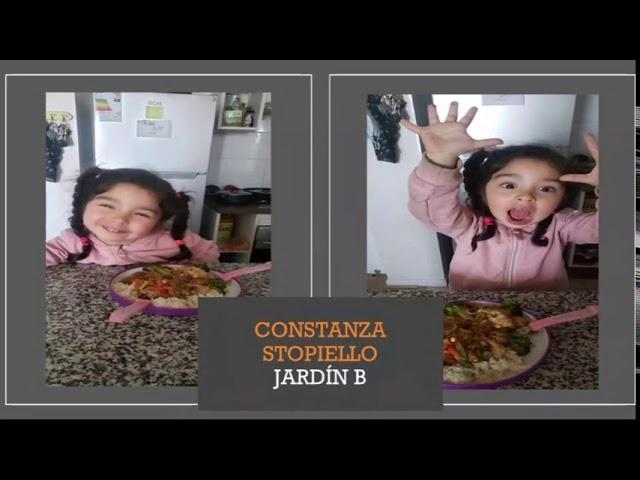 Concurso de comida entretenida para los alumnos de Educación Parvularia Pumahue Peñalolén