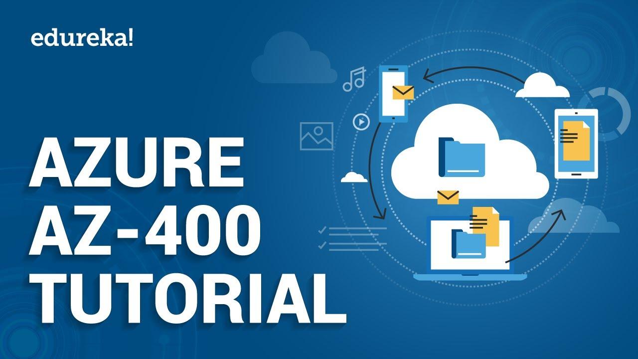 Azure DevOps Certification | Azure AZ 400 Tutorial | DevOps Training