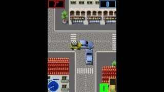 """City Auto"" 2005 year (Java Game)"