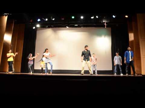 Dance- ammaye sannaga