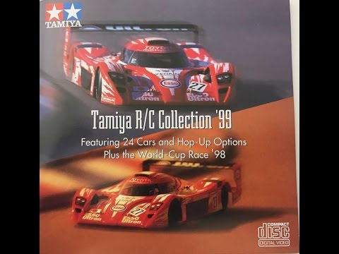 Tamiya Racing RC Collection 1999