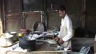 BREAD MAKING IN JALALPUR SHARIF, JHELUM - FAROOQ HASNAT