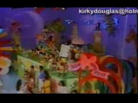 Comercial Show Maravilha SBT 1992