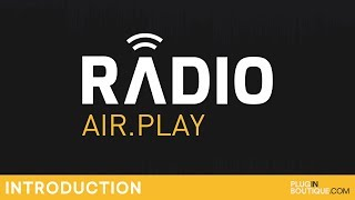 Plugin Boutique Radio | Introduction | Radio Streaming Audio Plugin