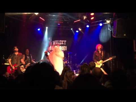Thor -  Keep the Dogs Away - Whisky-A-Go-Go Los Angeles, CA 2015-11-12