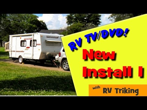 RV TV/DVD install PART 1 from YouTube · Duration:  6 minutes 9 seconds