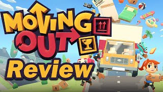 Moving Out Review (PS4, Xbox One, Switch, PC) (Video Game Video Review)