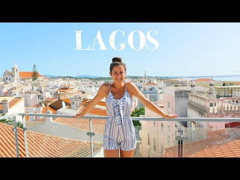 LAGOS | Algarve, Portugal | Let's Travel #21