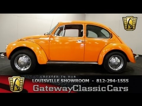 1974 vw super beetle stock 858 located in our. Black Bedroom Furniture Sets. Home Design Ideas