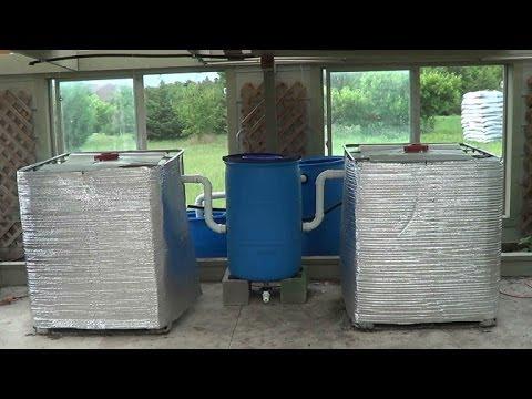 Aquaculture System Complete