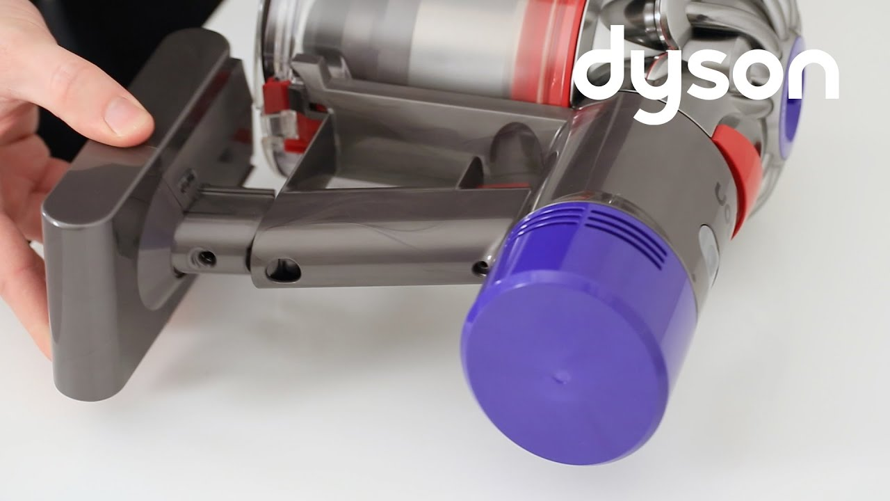 Dyson V8 Cord Free Vacuums Replacing The Battery Us