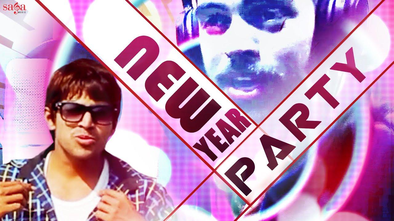 Haryanvi Song - New Year Party - Masoom Sharma Feat  Bittu Sorkhi - New  Haryanvi DJ Songs 2016