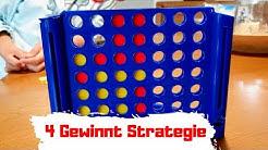 4 Gewinnt Strategie 😍 Anleitung, Tipps & Trick